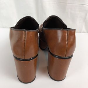 e19def289e2 Flagg Bros Shoes - Flagg Bros Brown Platform Shoes